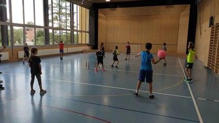 Verteidigungsball (Warmup-Clip)
