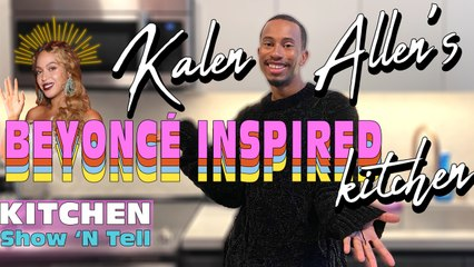 Youtube Star Kalen Allen Give Us a Tour of His Kitchen
