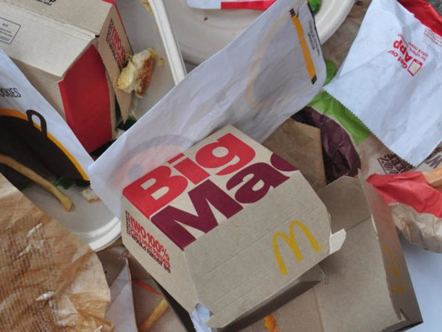 Report Finds Evidence of Potentially Toxic Chemicals in Food Chain Packaging
