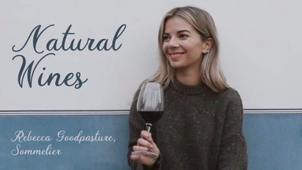 (S4E2)  Natural Wines with Rebecca Goodpasture, Sommelier