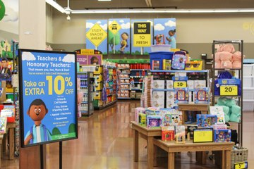 Kroger Is Offering a 10% Discount on School Supplies for Teachers and Parents Every Wednes