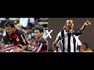 Flamengo 3 x 1 Atlético Mg - Brasileirão 2009 (Mineirão)