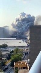 Beirut Explosion Car Mobile