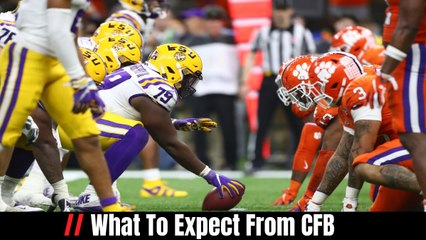 What To Expect From CFB