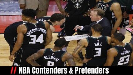 NBA Contenders & Pretenders