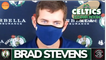 Brad Stevens Postgame Interview Celtics vs Raptors