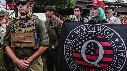 Facebook Bounces QAnon Conspiracy Theory Group With 200K Members for Violating Policies
