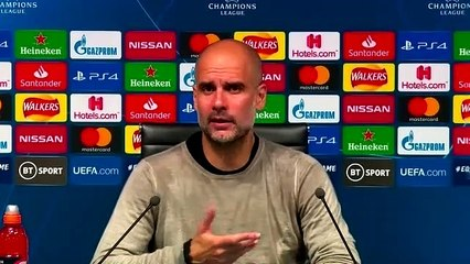 Manchester City - Real Madrid 2:1 | Pep Guardiola press conference