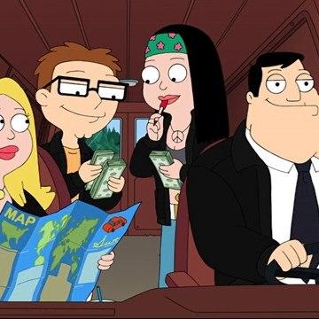 #S17.E18 || American Dad! Season 17 Episode 18 (TBS) AnimationKids