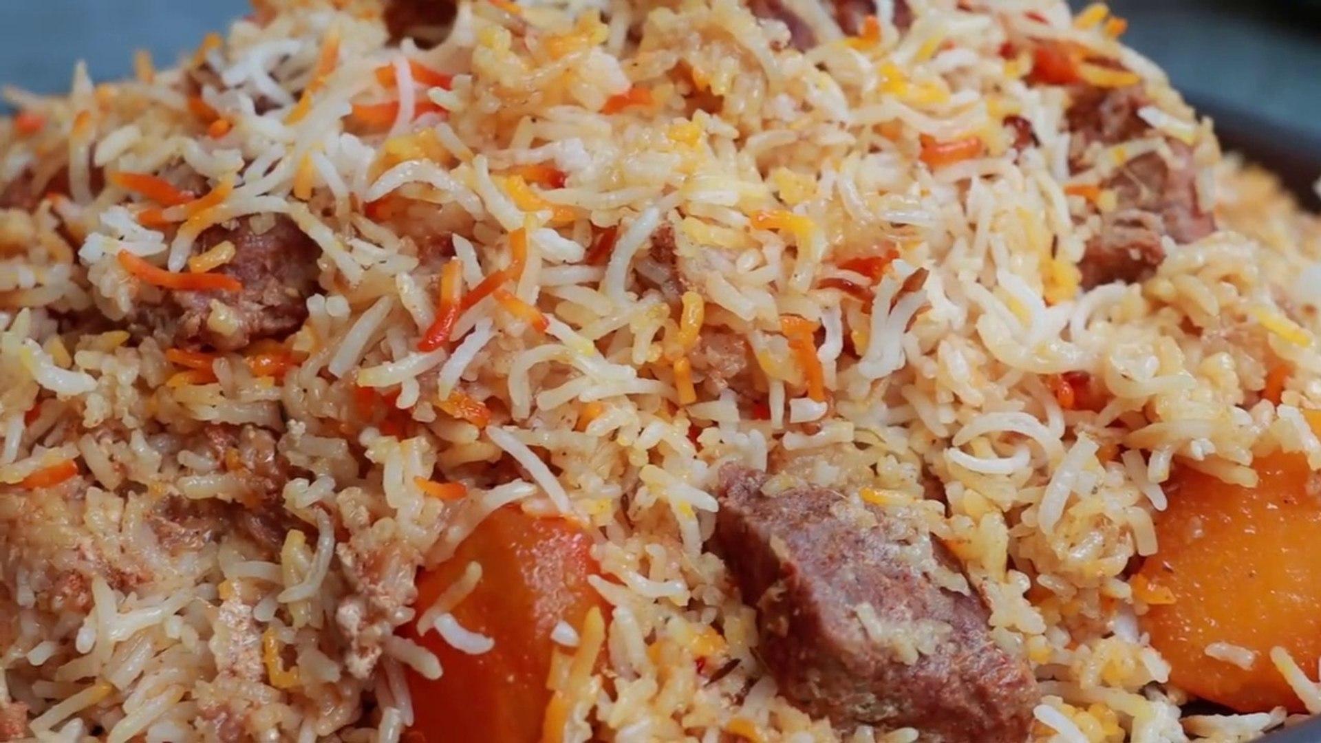 Mutton Dum Biryani Recipe - Biryani Recipe