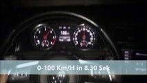 Vw Golf 7 gtd 2.0 tdi 184ps 0-100 Esp off Esp on 0-200 Vw Golf 7 gtd 184ps accel
