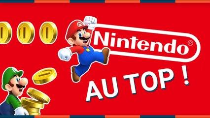 Comment va NINTENDO ? Les EXCELLENTS résultats de la Switch, Animal Crossing, Pokémon, Zelda, Mario