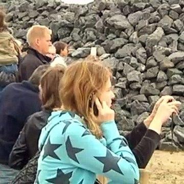 Vil aflive hvalen | Finhvalen | Vejle | 19-06-2010 | TV SYD @ TV2 Danmark