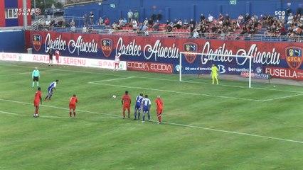 GFCA 0-2 SCB : Les buts !