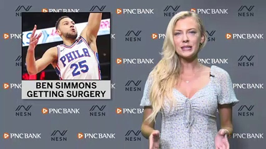 76ers' Ben Simmons Likely Out For Season With Knee Surgery