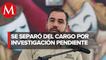 FGR investiga a Jesús Orta, ex secretario de Seguridad de CdMx, confirma Sheinbaum