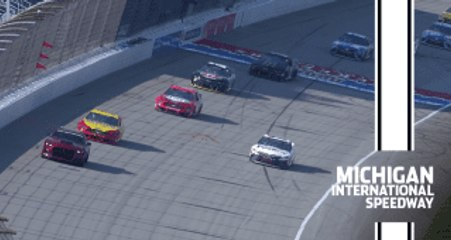 Watch: Choose rule in action for the NASCAR Cup Series