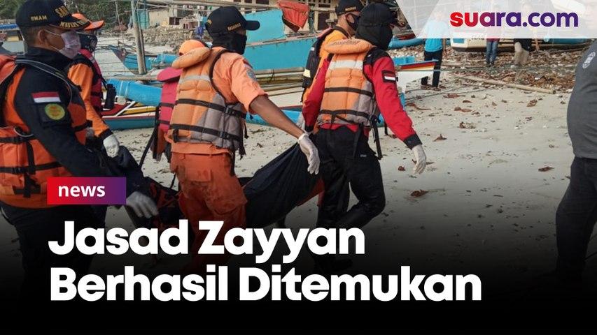 Hilang di Pantai, Jasad Zayyan Ditemukan Mengambang 2 Km dari TKP
