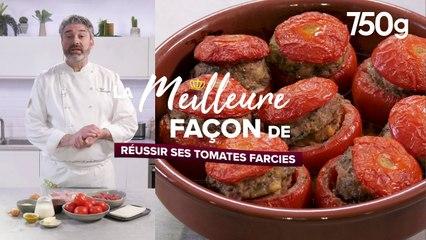 La meilleure façon de ... Réussir ses tomates farcies - 750g
