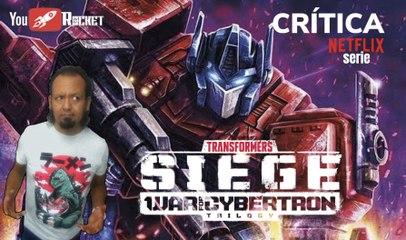 Transformers: La guerra por Cybertron: Trilogía -  Crítica Netflix