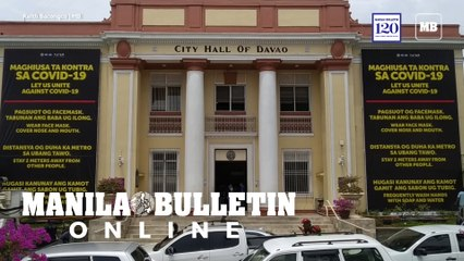 Davao City LGU reminds residents to observe health protocols
