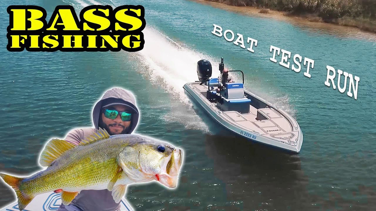 Catching BIG Bass in Florida!