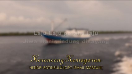 Hendri Rotinsulu - Keroncong Kemayoran
