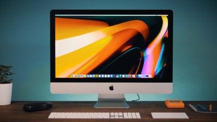 """L'iMac 27"""" 2020 est-il le meilleur allié des créatifs indépendants ?"""