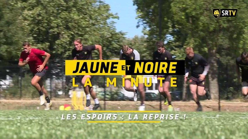 Minute Jaune et Noire - La reprise des Espoirs !