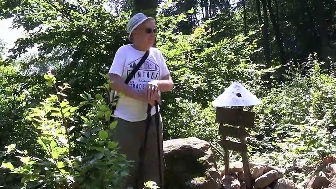 Jedným z balvanov s legendou je v Slanských vrchoch Obria stopa