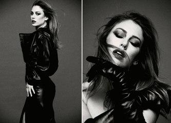 Making of: así se hizo la portada de InStyle con Blanca Suárez
