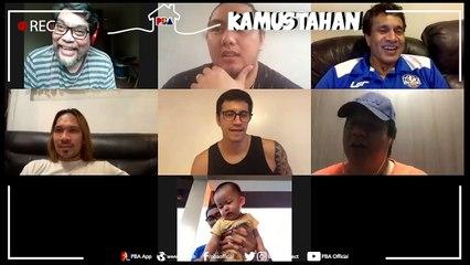 PBA Kamustahan Ep. 1 Part 3: June Mar Fajardo, Beau Belga, Marc Pingris, Poy Erram and Asi Taulava