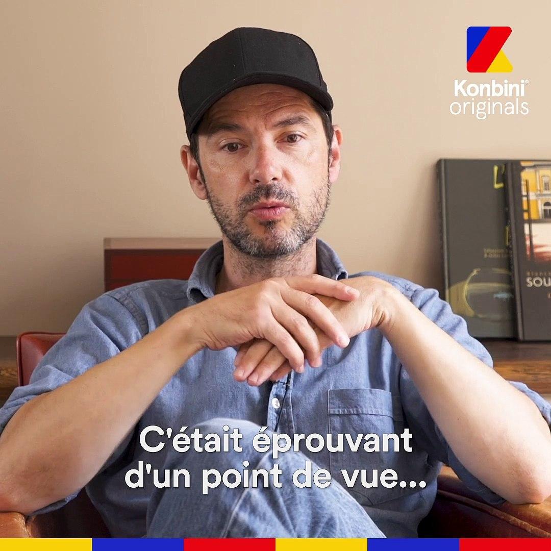 Les Souvenirs De Tournage De Melvin Poupaud Video Dailymotion