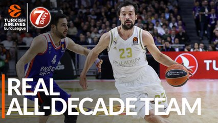 Fans Choice All-Decade Team: Real Madrid