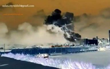 Beyrut'taki patlamadan yeni görüntüler!