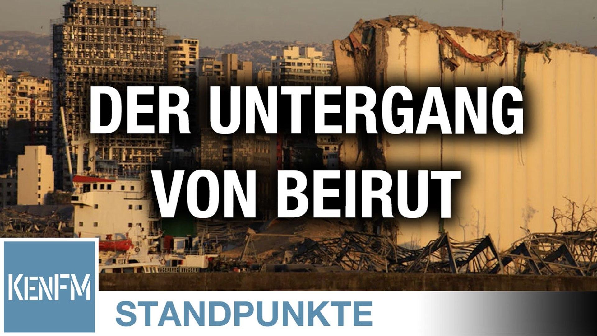 Der Untergang von Beirut | Von Karl Bernd Esser