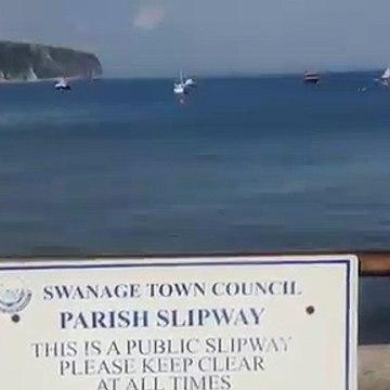 Swanage Dorset Tallships