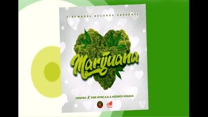 Marijuana (LYRICS VIDEO)