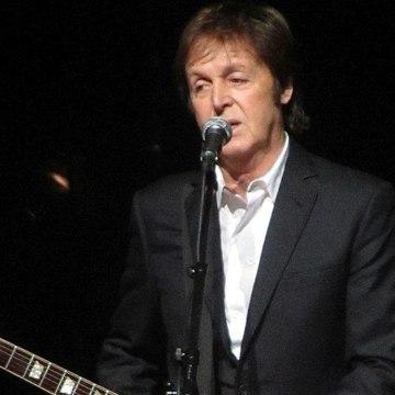 Sir Paul McCartney 'cried' before White House gig