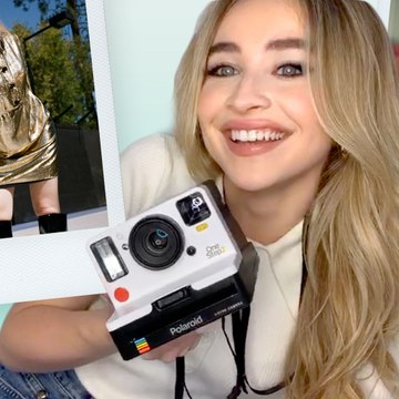 How to Take Better Polaroid Photos with Sabrina Carpenter | Cosmopolitan