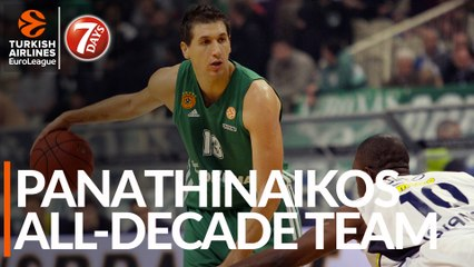 Fans Choice All-Decade Team: Panathinaikos OPAP Athens