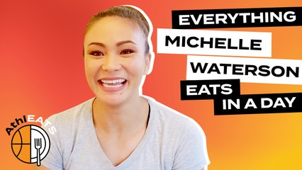Everything UFC Fighter Michelle Waterson Eats In A Day