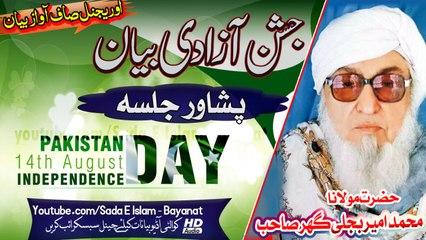 Molana Bijlee Gar Sahb Audio Bayan - Jashn E Azadi Bayan مولانا محمدامیر بجلی گھر صاحب بیان