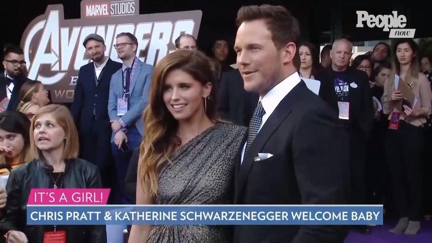 Chris Pratt and Katherine Schwarzenegger Introduce Daughter Lyla Maria: 'Couldn't Be Happier'
