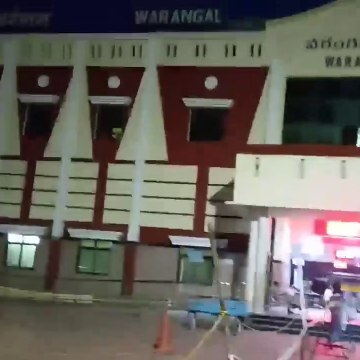 Warangal to Vijayawada journey! Hyderabad to vishakapatnam Godavari train details! In telugu!