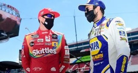Elliott thinks the Rolex 24 gives Kyle Busch a leg up at Daytona