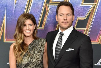 Chris Pratt Shared the First Family Photo With His and Katherine Schwarzenegger's New Baby
