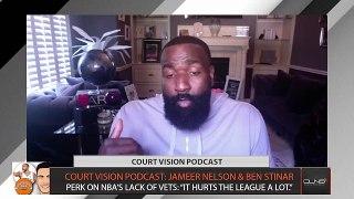 Court Vision Podcast w/ Jameer Nelson & Ben Stinar