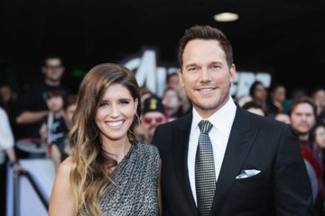 Chris Pratt and Katherine Schwarzenegger Shared the First Photo of Their Newborn Daughter