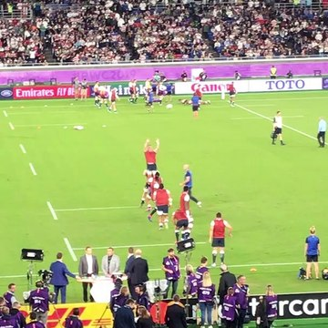 Rugby World Cup Final 2020 part 5 | Anthony S Casey Singapore